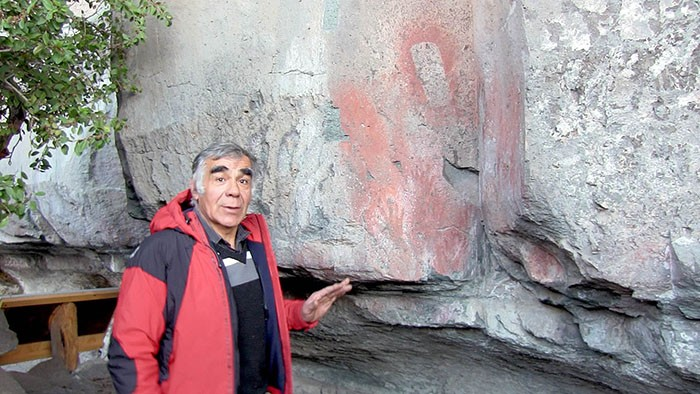 #73 Ancient rock art