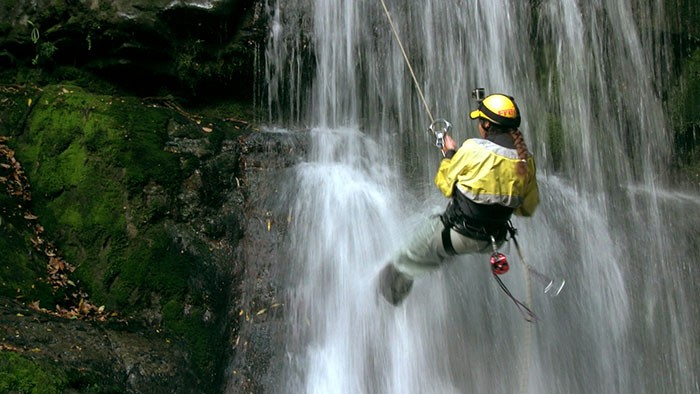 #76 Canyoning in Futaleufu