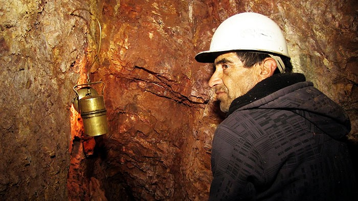 #83 Chilean Gold Miners